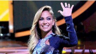 Jennifer Lopez Talks Dance Again and American Idol Future