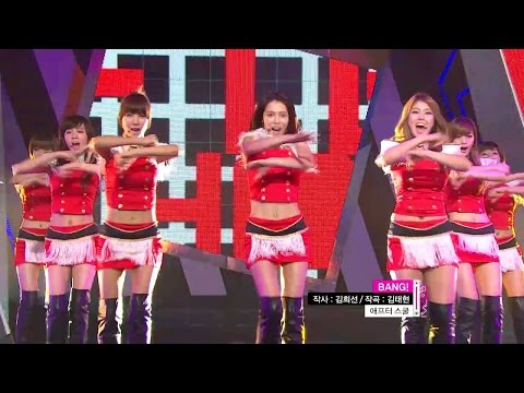 【TVPP】After School - BANG!, 애프터스쿨 - 뱅! @ Show Music Core Live