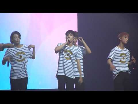 160830 Seventeen Shining Diamonds in Auckland: Healing and Love Letter