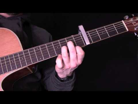 Little Things Guitar Tutorial by One Direction