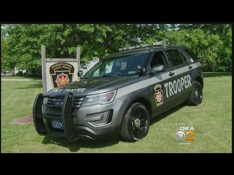 Pennsylvania State Police Cruisers Get Major Makeover
