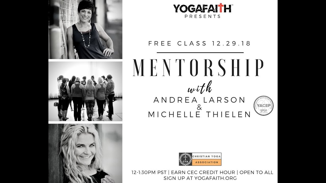 Mentoring Moments With Michelle Thielen And Andrea Larson Youtube