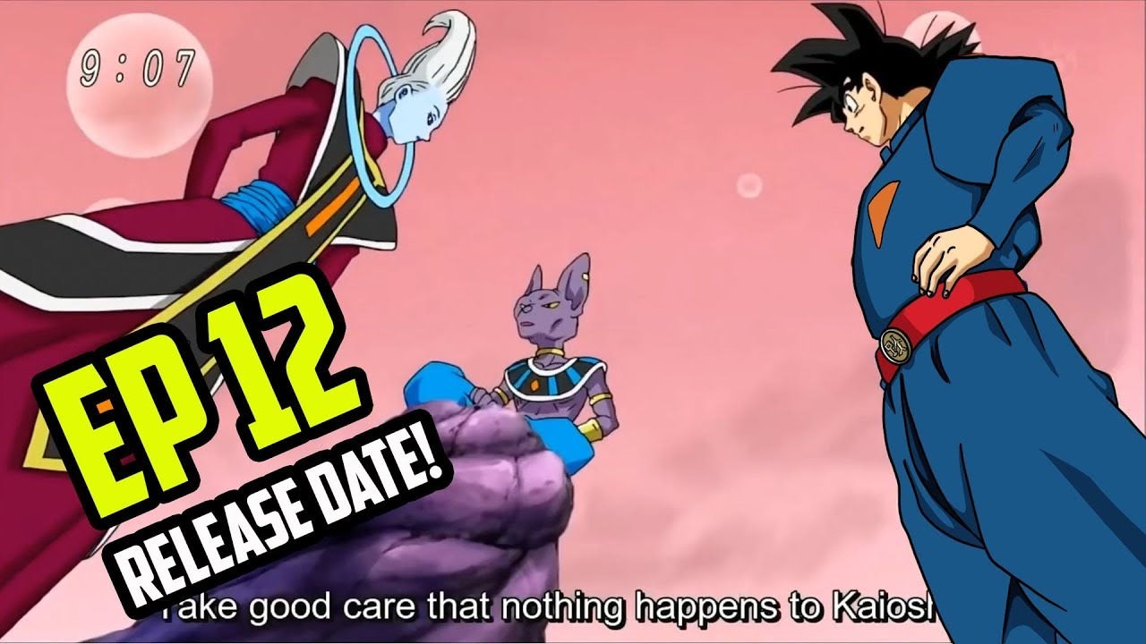 Dragon Ball Heroes Episode 12 Release Date And Full Spoilers