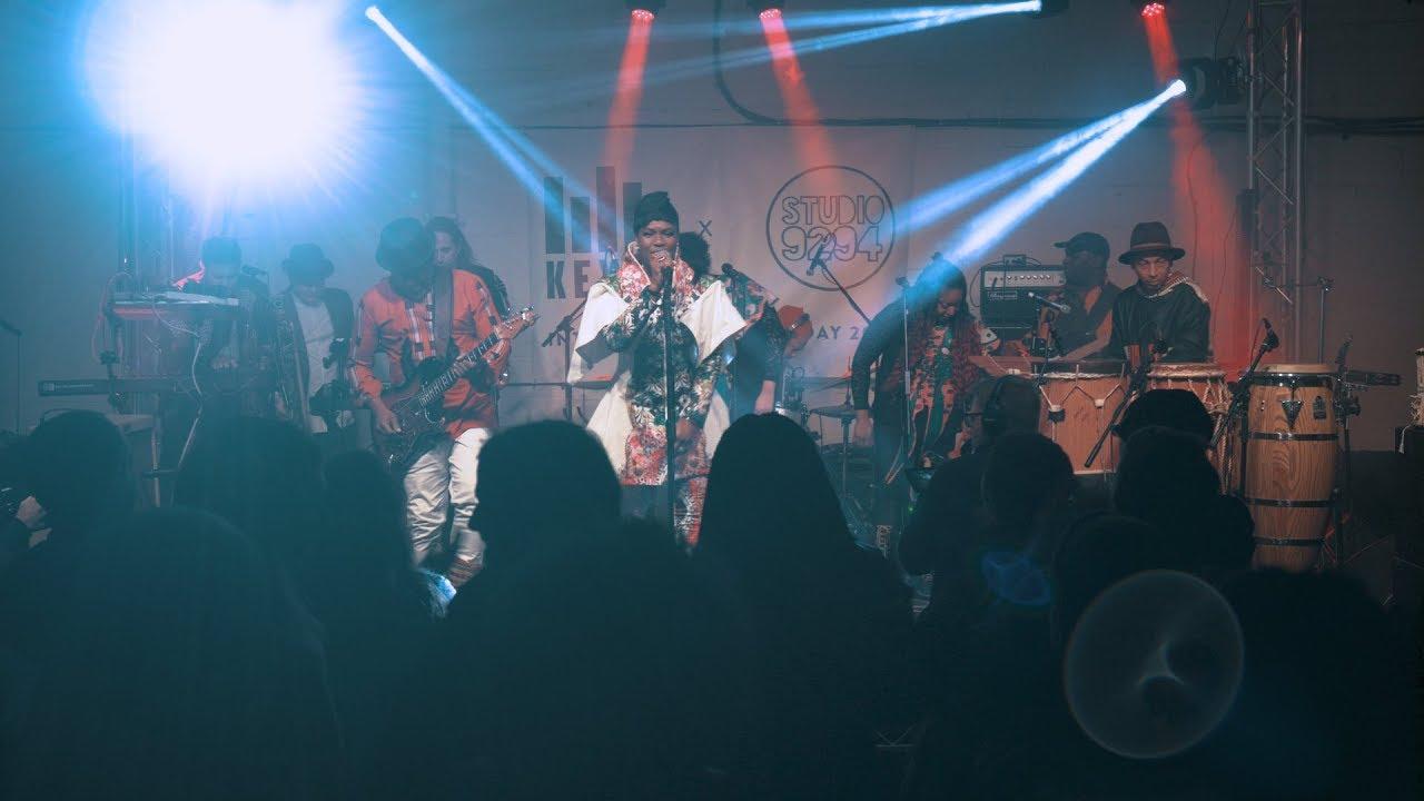 Ibibio Sound Machine - Full Performance (Live on KEXP)