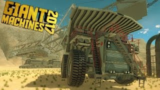 Giant Machines 2017 - TRANSFORMERS Giant Machines Gameplay
