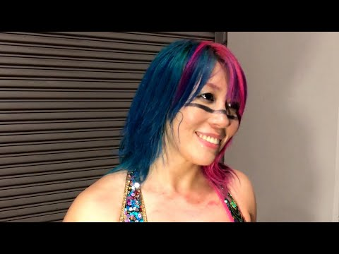 Asuka is glad that Charlotte beat her: WrestleMania Diary