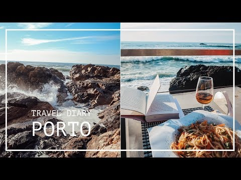 POSTKARTE AUS PORTO   Travel Diary & Vlog   Alleine Reisen