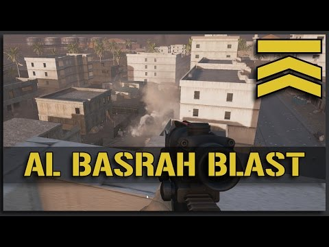 Al Basrah Blasts - Squad Alpha v9.4 Squad Leader Full Match