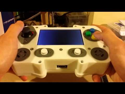 Build Your Own Portable Retro Game Station with a Raspberry Pi