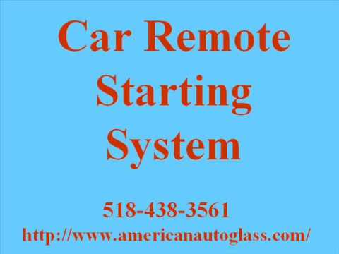 Car Remote Starting System Remote Starter Albany Ny American