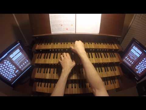 The Washington Post March by John Phillip Sousa | Hauptwerk Virtual Pipe Organ