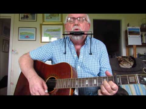 12-string Guitar and Harmonica: Sailor (Including lyrics and chords)