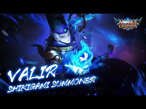 Valir New Skin | Shikigami Summoner Mobile Legends: Bang Bang! thumbnail