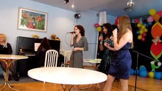 Liza, Shakhnoza, Nadya - Strangers in the night