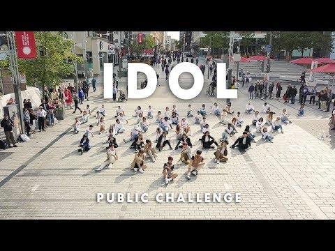 [KPOP FLASHMOB IN PUBLIC MONTREAL] BTS (방탄소년단) - IDOL | Dance Cover By 2KSQUAD [BOYS VER.]