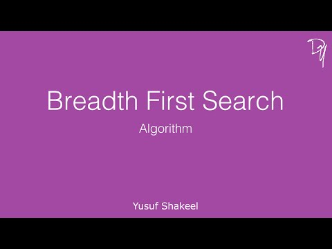 Breadth First Search Algorithm - step by step guide