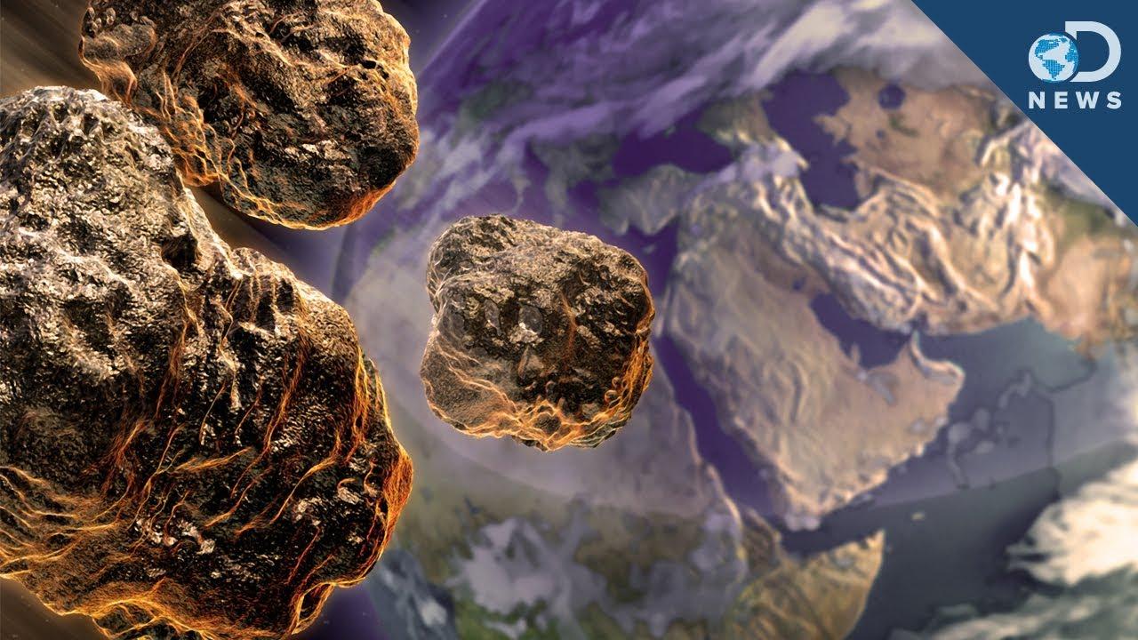 4 Biggest Asteroid Strikes Ever