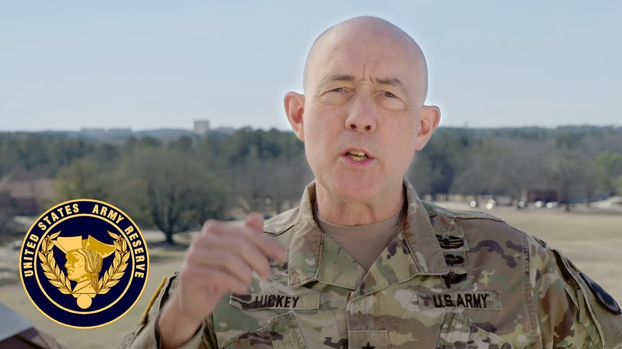 Lt. Gen. Charles D. Luckey, chief of Army Reserve and commanding general, U.S. Army Reserve Command, introduces the U.S. Army Reserve Double Eagle App, an exciting new resource for Soldiers and their Families.