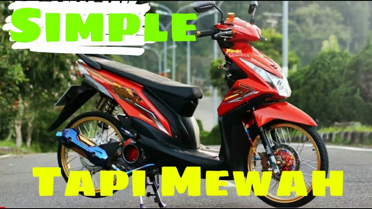 Info Top 16 Modifikasi Beat Esp Thailook