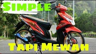 Download Video Modifikasi Honda Beat esp Thailook Style Simple & Elegant MP3 3GP MP4