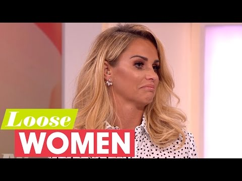 Katie Price On Rubert Murdoch And Jerry Hall's Engagement   Loose Women