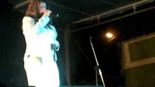 Shirley Carvalhaes- Do Anonimato a Vencedor / Flora Rica- SP em 30/05/10