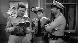 The Andy Griffith Show  S02E02 Barneys Replacement
