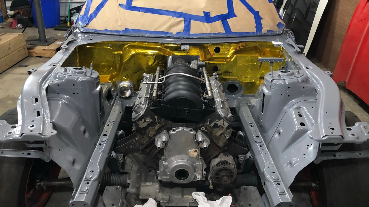Global Automotive Engine Compartment Heat Shield Market Price – The Daily  Chronicle