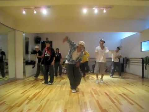 """The Business""-Yung Berg- Choreography Jesus Nuñez"