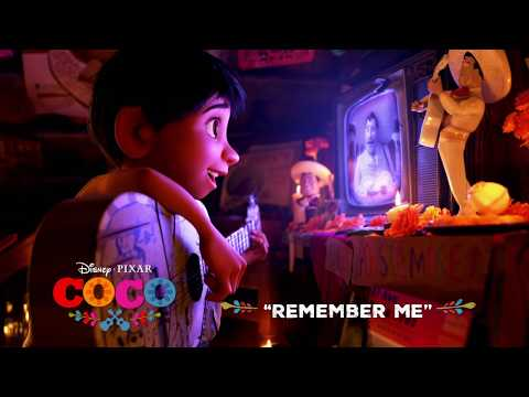 """""""Remember Me"""" Song Snippet - Disney/Pixar's Coco"""