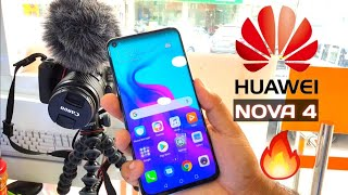 Hindi | Huawei Nova 4 Unboxing. 128GB 8GB. Launched In Dubai