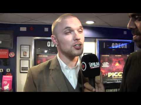 ED SKREIN INTERVIEW FOR iFILM LONDON / PIGGY THE FILM - UK P