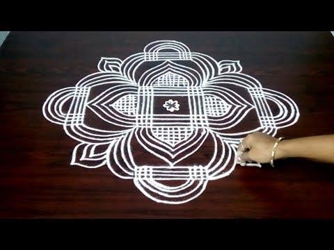 Sankranthi Dhanurmasam || Margazhi Rangoli Designs || Pongal kolam || Fashion World