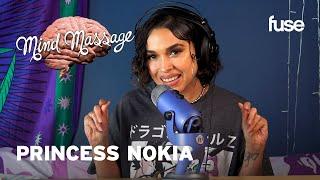 "Princess Nokia Does ASMR, Talks ""I Like Him"" Going Viral on TikTok & More | Mind Massage | Fuse"