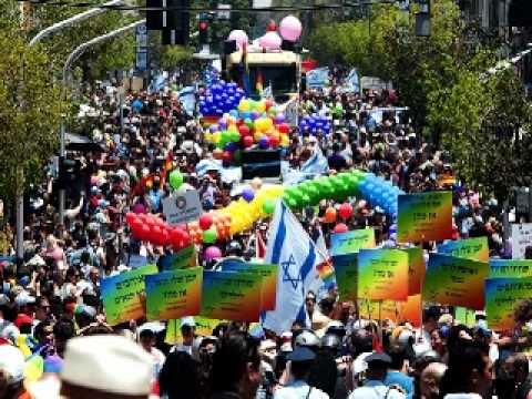 Rabbi Sol Solomon's Rabbinical Reflection #035 (1/22/12): Gay Tel Aviv