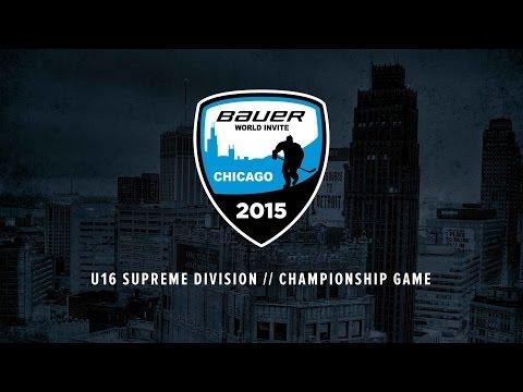 U16 Supreme Division // Championship Game