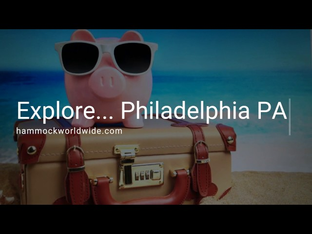 Explore... Philadelphia Bucks County 🌇 | TRAVEL PIG