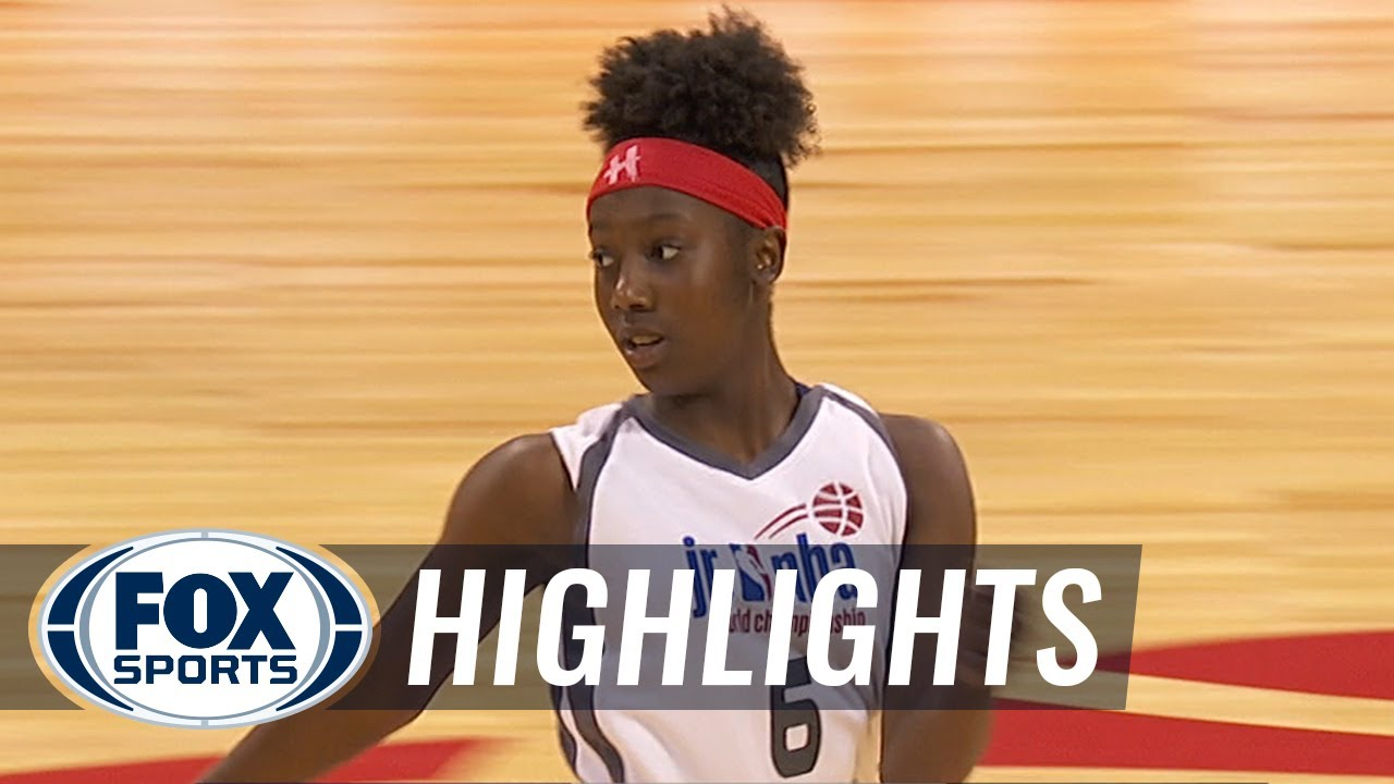 Northwest Girls vs Southeast Girls | JR NBA CHAMPIONSHIPS