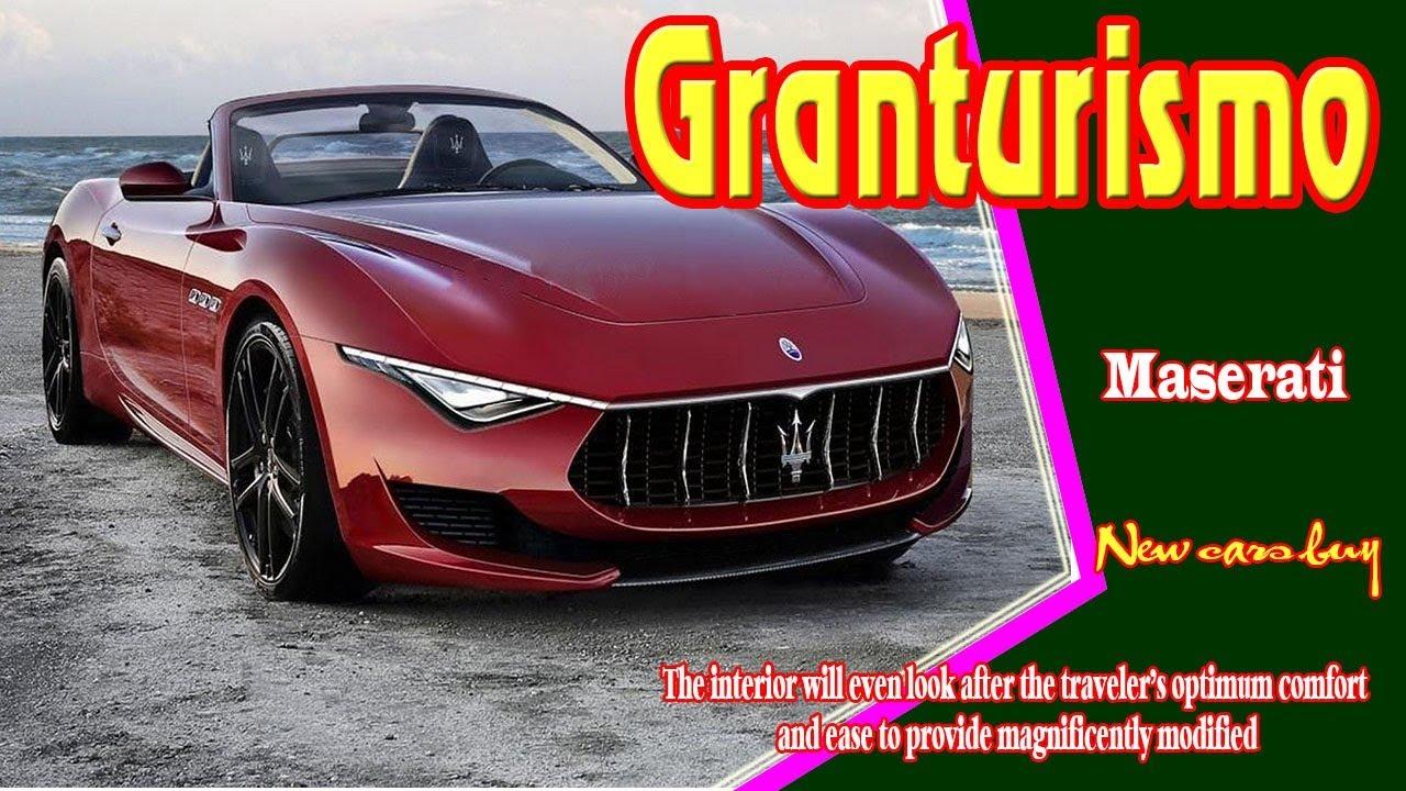 2019 maserati granturismo 2019 maserati granturismo - Maserati granturismo red interior ...