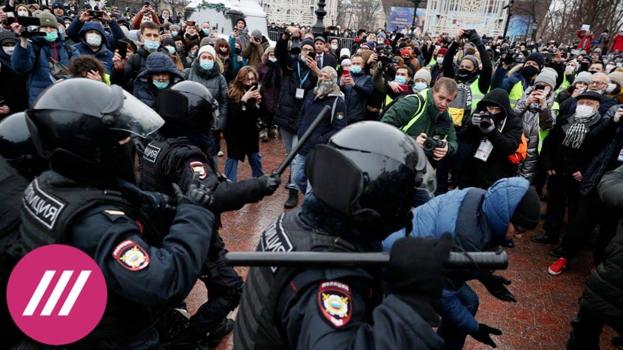 «Сегодня все только начинается». Дмитрий Гудков об успехе протеста и последствиях для Навального