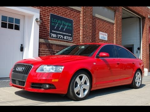 2006 audi a6 4 2 quattro s line walk around presentation at louis frank motorcars in hd youtube. Black Bedroom Furniture Sets. Home Design Ideas