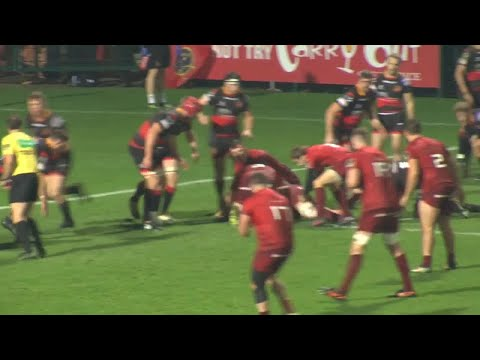 Round 8 Highlights: Munster Rugby v Dragons
