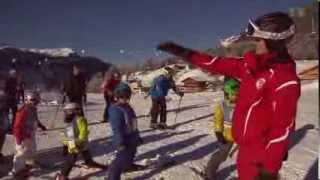 Hochsaison -- SRF bi de Lüt - Die Skilehrer vom 21. Februar 2014