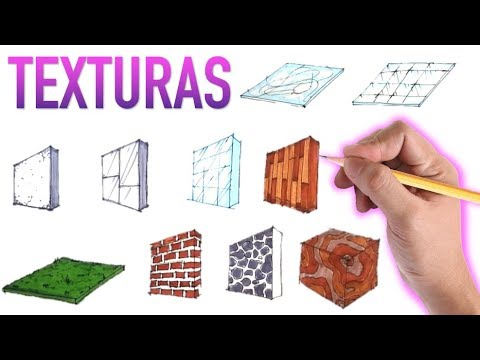 TEXTURAS para dibujo arquitectonico - TUTORIAL pt. 1 thumbnail