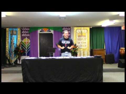 God's Financial System - Week 5