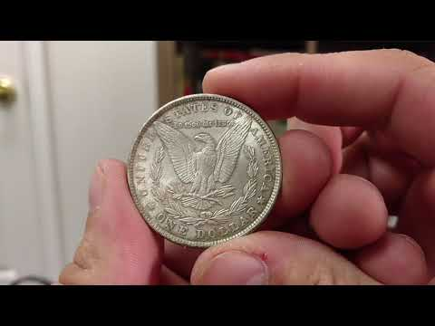 1889 Morgan Silver Dollars / Low Value Vs High Value Explained