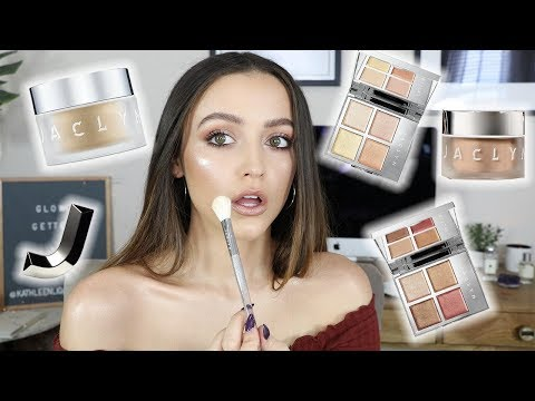 JACLYN COSMETICS HIGLIGHT COLLECTION...not what I expected..... thumbnail