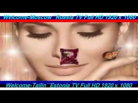 ´´Welcome-Tallin´´Estonia TV Full HD 1920 х 1080....09.05.2017---