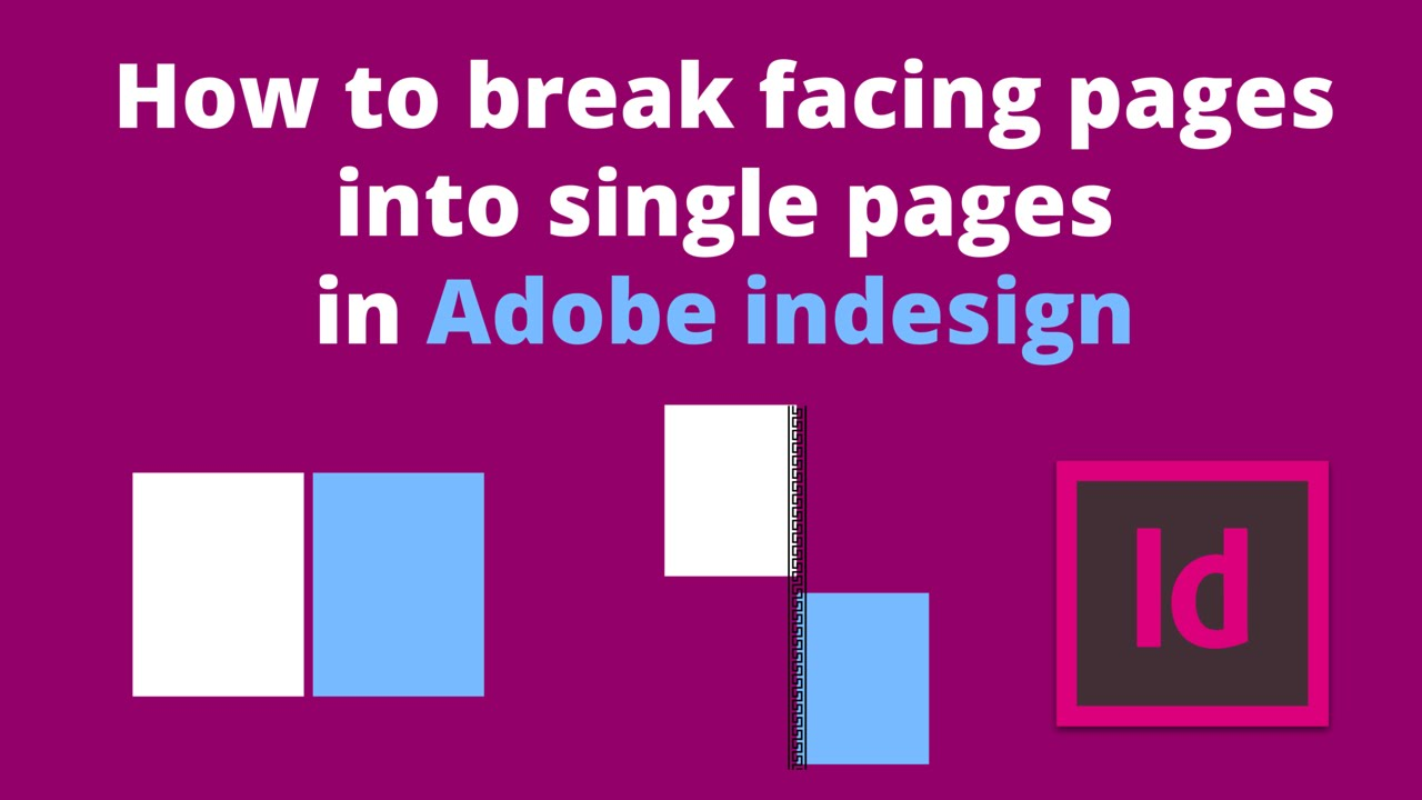 how to add pages in indesign