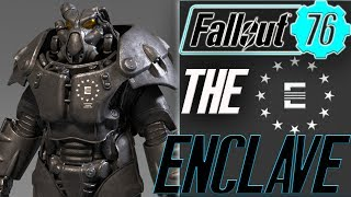 Fallout 76 Finding the enclave and getting xo 1 power armor | how to start the enclave